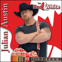 Julian Austin - Red And White